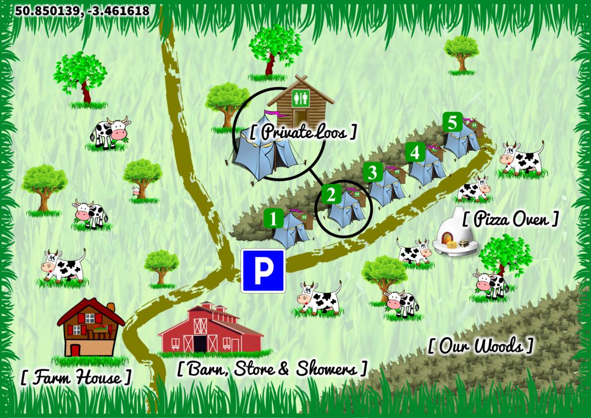 Billingsmoor-Map